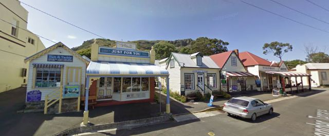 Alexander Terrace Stanley, Tasmania